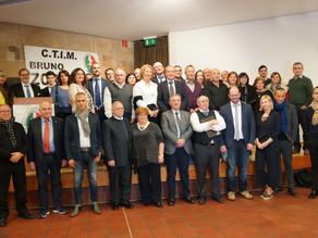 Esslingen festeggia il 50antesimo anniversario del C.T.I.M. Bruno Zoratto, parla l'On. Mario Caruso