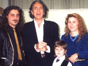 Riccardo Fogli in concerto a Monaco