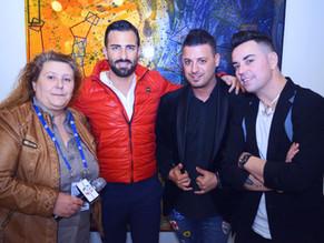 Primo Maggio a Stoccarda, con Rosario Miraggio e band in tour. Ospite speciale, il rapper Ivan Grana