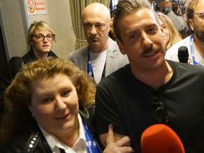 Francesco Gabbani è con Viceversa al Festival di Sanremo