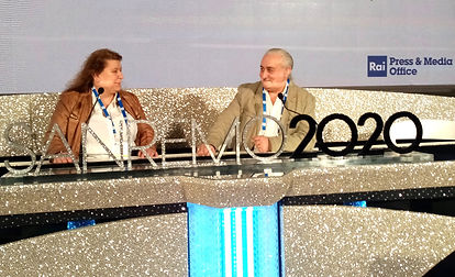 TeleVideoItalia Angela Saieva