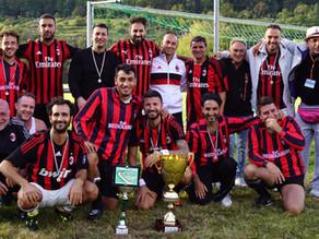 vince il primo Torneo Triangolare di Calcio il Club Milan Franco Baresi Pforzheim