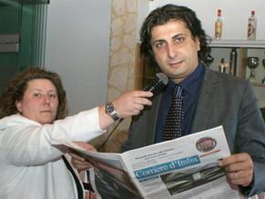 Lello Raffaele Guida detto Lello sensitivo, ospite ad Heidelberg