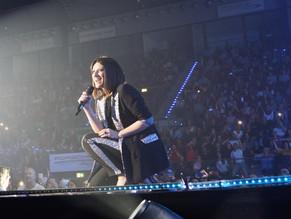 Laura Pausini, Fatti Sentire World Tour, registra il tutto esaurito anche a Stoccarda!