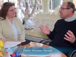 incontro con Padre Wieslawe Baniak della Missione Cattolica Italiana di Pforzheim