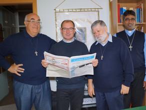 A Pforzheim la comunità italiana accoglie il nuovo parroco, padre Arcangelo Biondo
