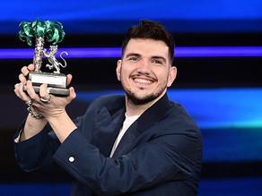 Gaudiano vince con Polvere da sparo il Sanremo Giovani 2021