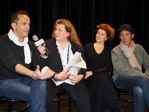 lo show di Uccio De Santis e il Cabaret dei Mudú sbanca a Stoccarda con un esplosivo e divertente mi