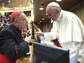 Il Cardinale Francesco Montenegro è membro della Congregazione delle Cause dei Santi