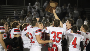Lions score late to win second straight conference title