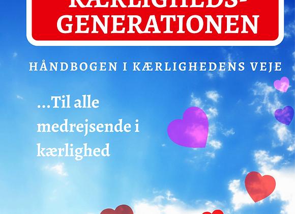 Kærlighedsgenerationen - Håndbogen i Kærlighedens Veje (Farver)