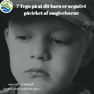 Er dit barn negativt påvirket af dine omgivelser? 7 tegn at kigge efter.
