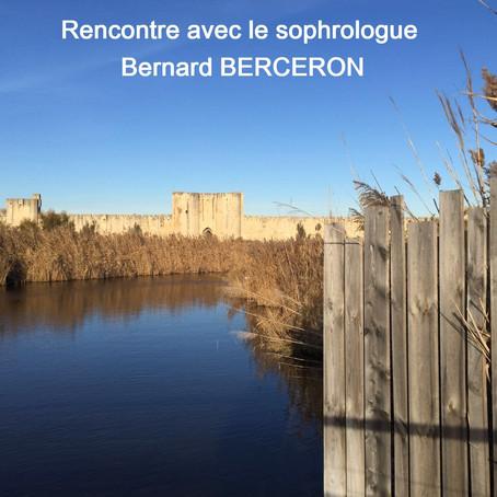Le confinement, lié au Conoravirus -Covid19 : Rencontre avec le sophrologue Bernard BERCERON