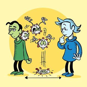 """Séance de sophrologie enfant """"spéciale Coronavirus et confinement"""" . Le covid 19 raconté aux enfants"""