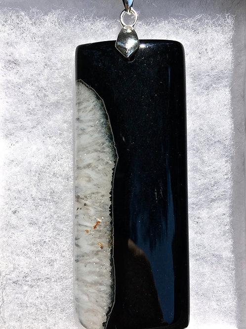 BLACK SARDONYX (rectangle)