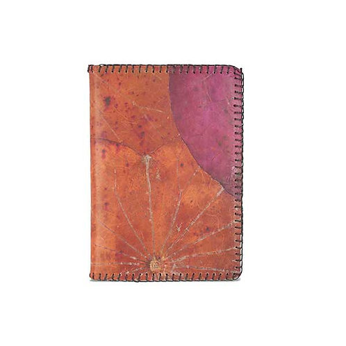 LOTUS LEAF NOTEBOOK A6