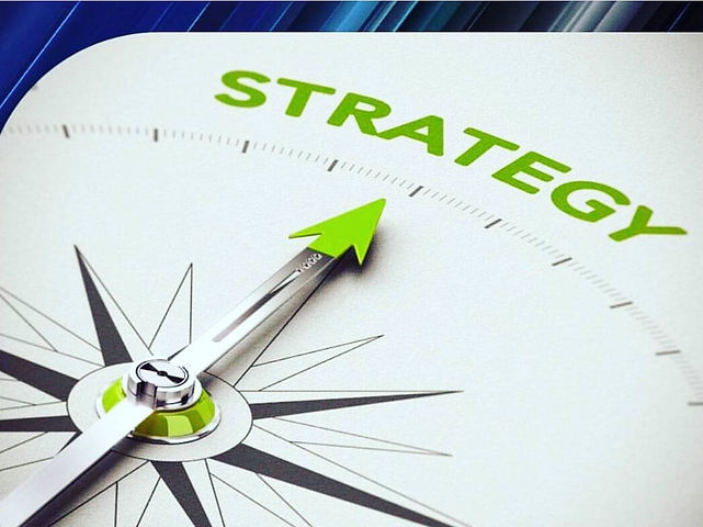 marketing strategy illustration