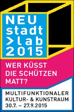 Praktikantin NEUstadt-lab 2015