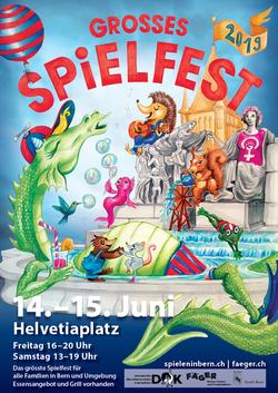 Grosses Spielfest 2018