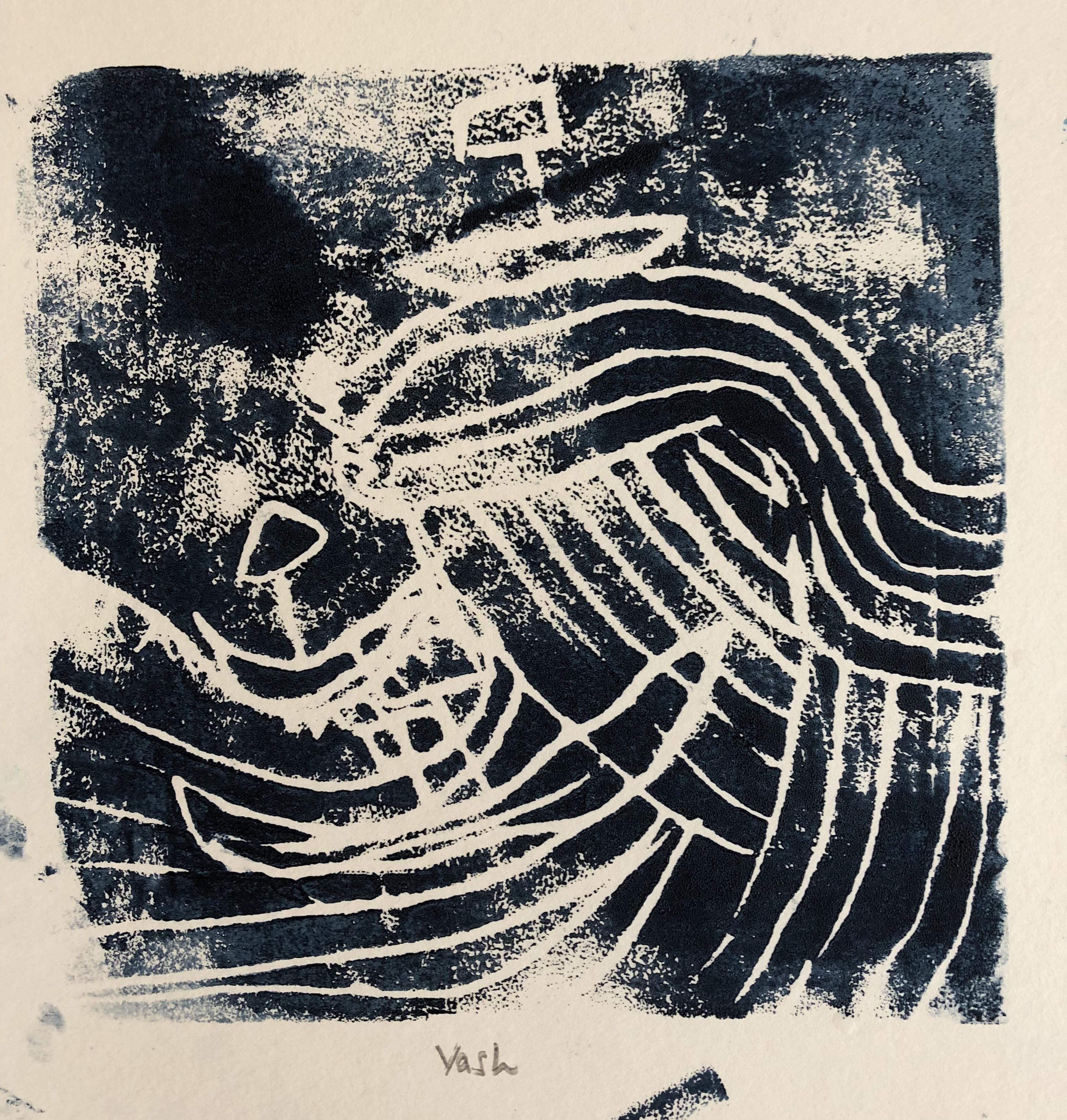 Hokusai by Yash