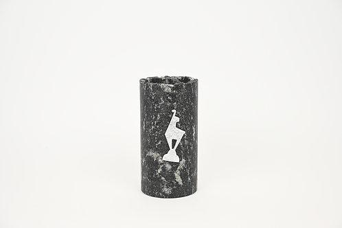 "Wein-/Sektkühler ""Stone"" mit Kitzbühel Gams"