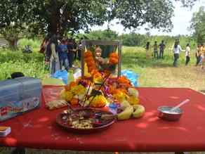 Dahi Handi Ceremony