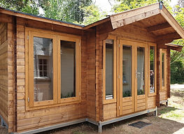 garden shed 1 (Brook River Log Cabin).jp