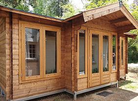 garden shed 1 (Brook River Log Cabin).jp