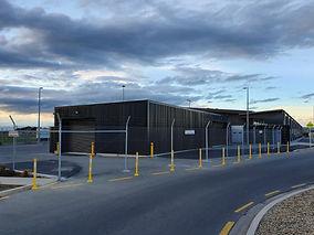 Invercargill Airport | Barry Stewart Builders | Invercargill, New Zealand