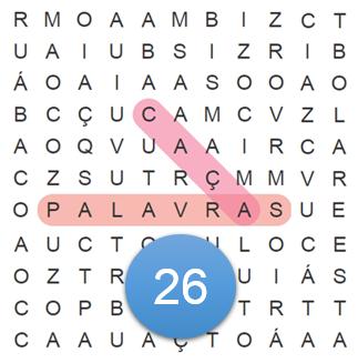 Caça-Palavras - 26