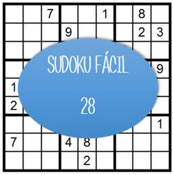 Sudoku Fácil - 28