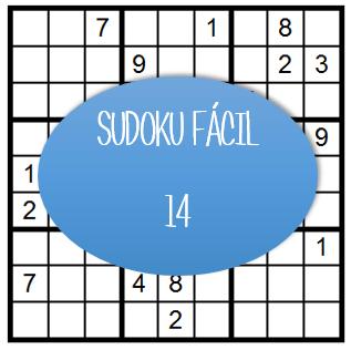 Sudoku Fácil - 14