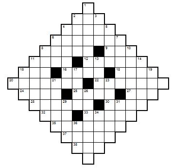 Diamond 6 - (15x15)