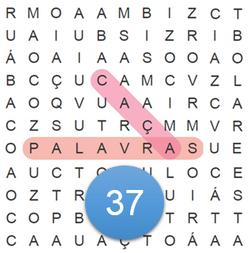 Caça-Palavras - 37
