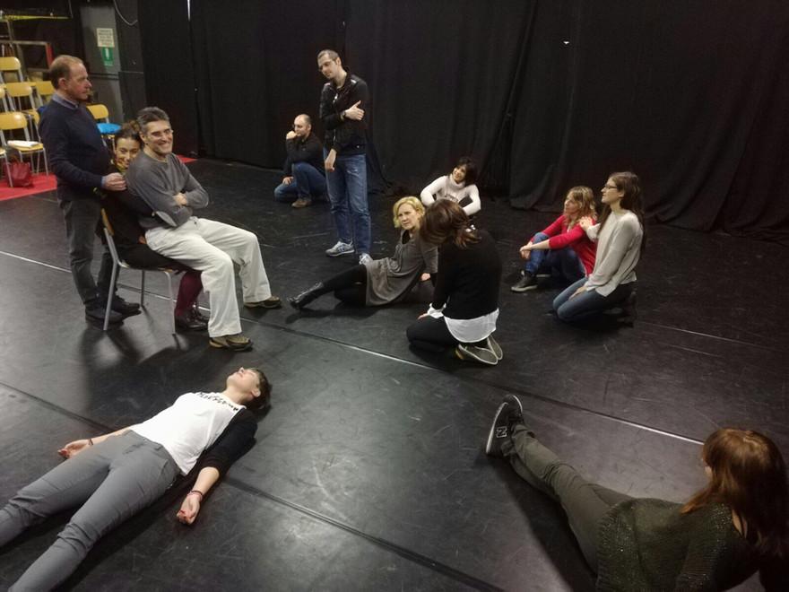 Teatro e comunicazione