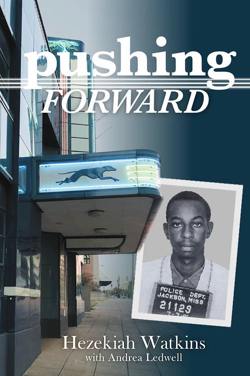 Pushing Forward Book - International Shipment Option