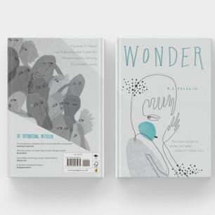Cover Design - Wonder