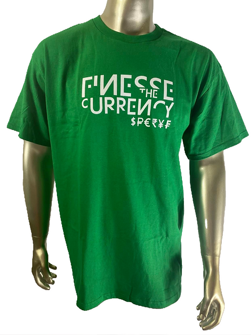 Green Finesse The Currency Tshirt