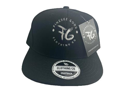 Black Classic FG Snapback