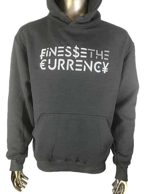 Black Finesse The Currency Hoodie