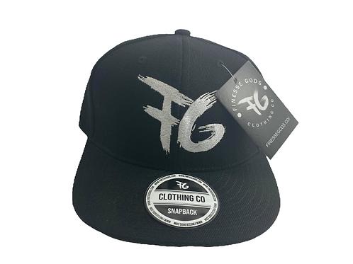 Black FG Snapback