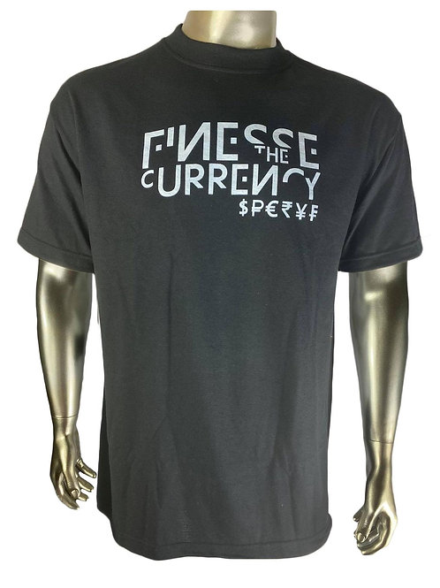 Black Finesse The Currency Tshirt