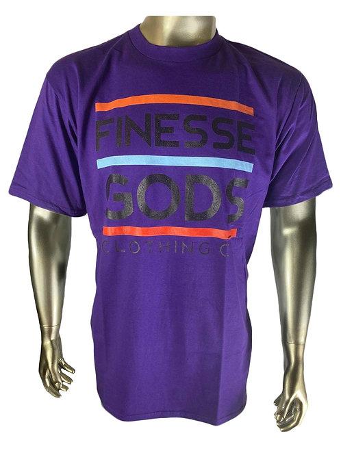 Purple FG Bold Tshirt