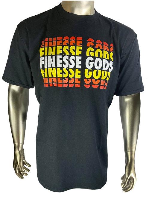Rainbow Color FG Tshirt