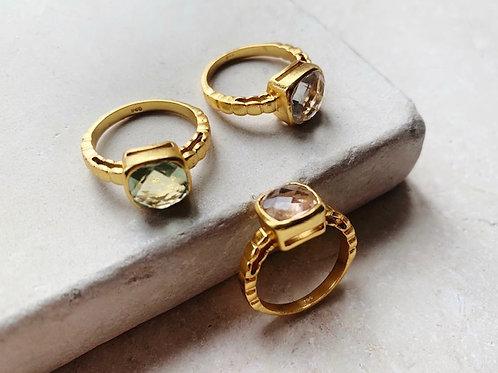 Caral Rings