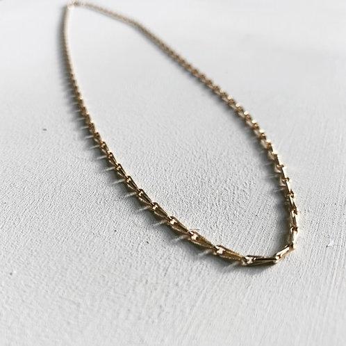 Barleycorn Thin Necklace