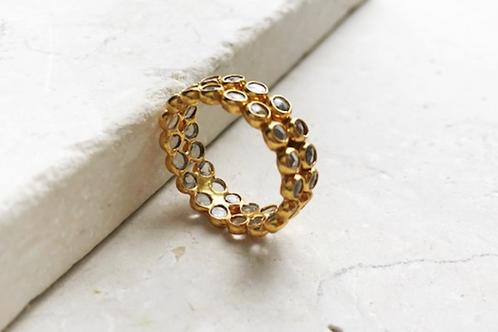 Katrina Double Wrap Ring