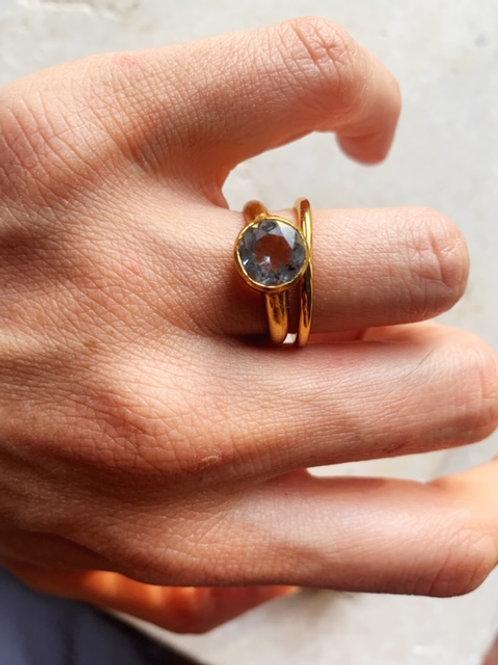 Cleo Ring Crystal Quartz