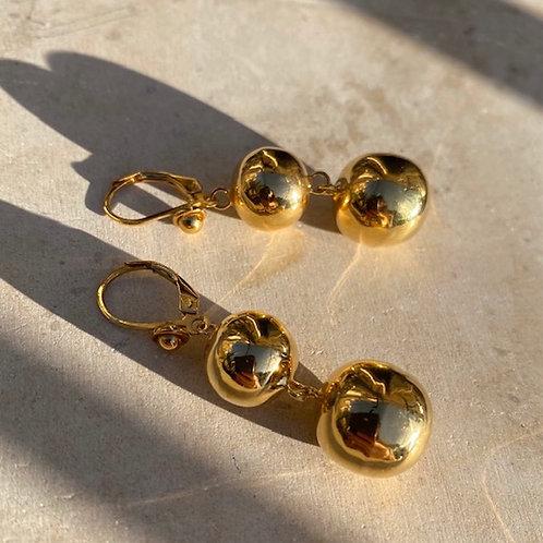Pernille Pearl Earrings