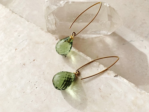 Arabella Earring Green